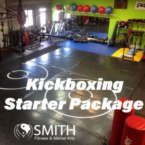 Kickboxing Starter Package